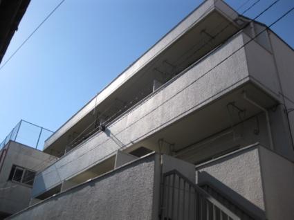 東京都世田谷区、桜上水駅徒歩9分の築35年 3階建の賃貸マンション