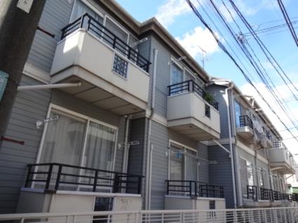 東京都世田谷区、桜上水駅徒歩1分の築23年 2階建の賃貸アパート