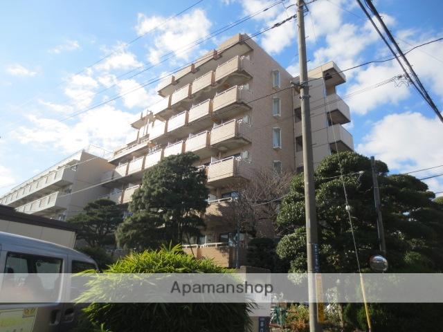 東京都三鷹市、武蔵境駅徒歩10分の築29年 7階建の賃貸マンション
