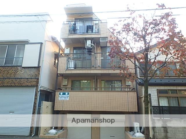 東京都武蔵野市、武蔵境駅徒歩6分の築25年 4階建の賃貸マンション