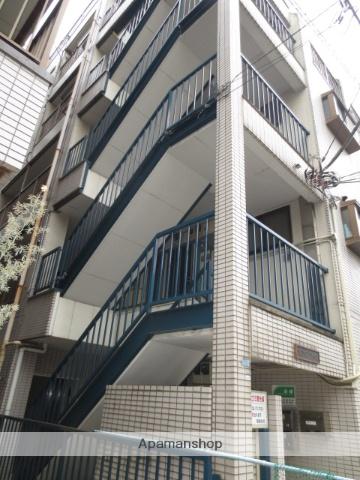 東京都三鷹市、吉祥寺駅徒歩24分の築25年 5階建の賃貸マンション