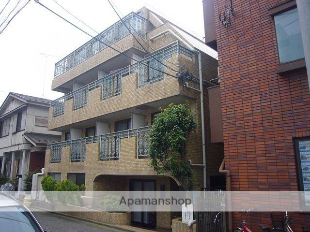 東京都武蔵野市、武蔵境駅徒歩3分の築28年 4階建の賃貸マンション