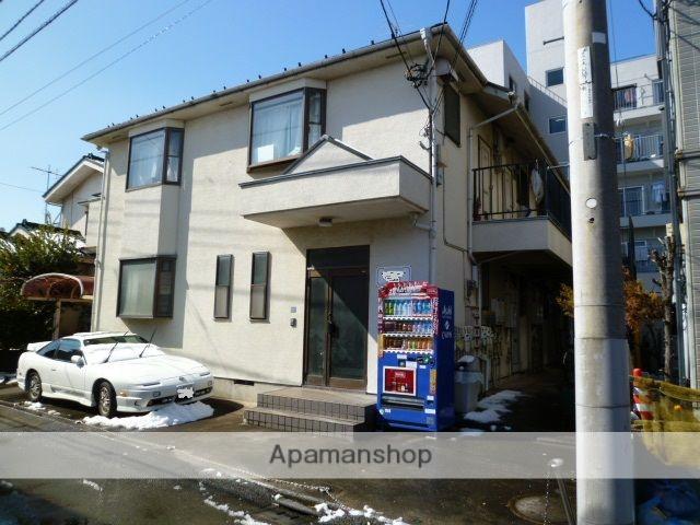 東京都小金井市、東小金井駅徒歩15分の築27年 2階建の賃貸アパート