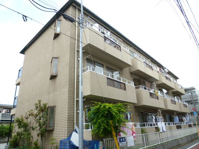 東京都武蔵野市、吉祥寺駅徒歩27分の築27年 3階建の賃貸マンション