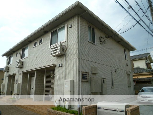 東京都小金井市、東小金井駅徒歩9分の築5年 2階建の賃貸アパート