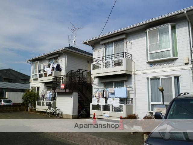 東京都小金井市、東小金井駅徒歩38分の築24年 2階建の賃貸アパート