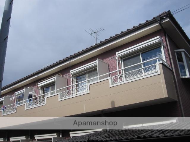 東京都小金井市、東小金井駅徒歩11分の築18年 2階建の賃貸アパート