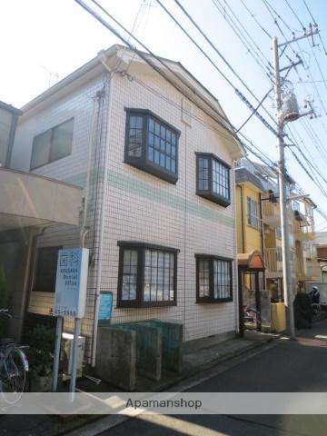東京都武蔵野市、武蔵境駅徒歩14分の築26年 2階建の賃貸アパート