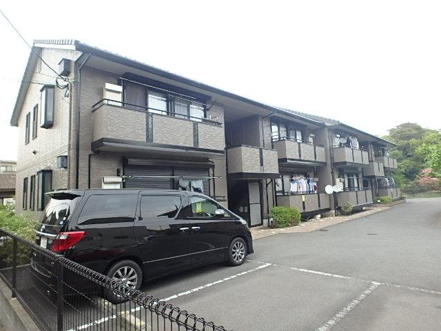 東京都三鷹市、武蔵境駅バス8分大沢下車後徒歩12分の築14年 2階建の賃貸アパート