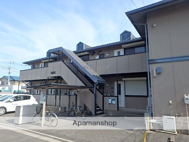 東京都三鷹市、武蔵境駅徒歩18分の築24年 2階建の賃貸アパート