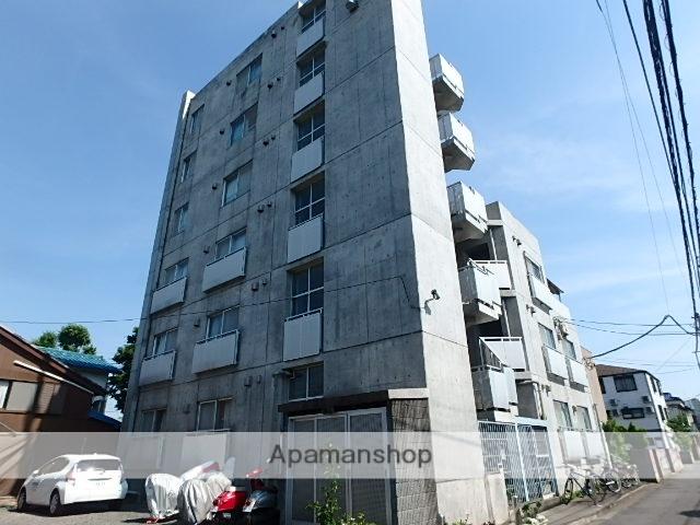 東京都小金井市、武蔵境駅徒歩24分の築16年 7階建の賃貸マンション