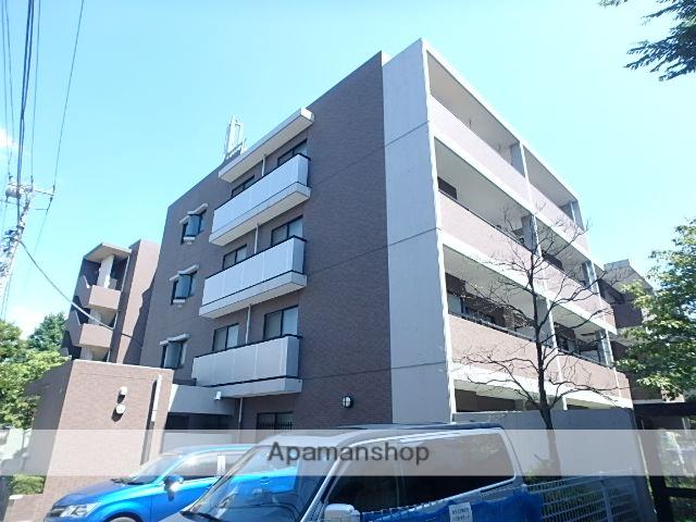 東京都武蔵野市、武蔵境駅徒歩9分の築19年 4階建の賃貸マンション