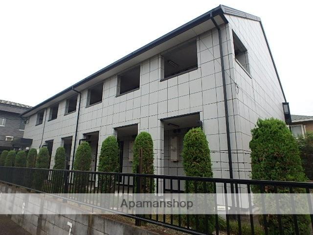 東京都武蔵野市、武蔵境駅徒歩12分の築18年 2階建の賃貸アパート
