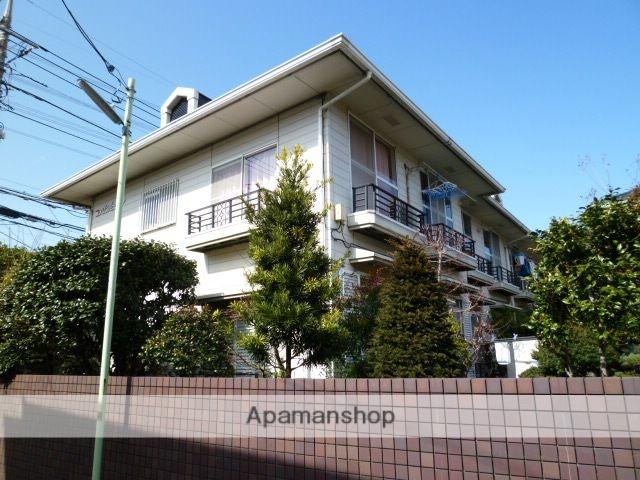 東京都小金井市、東小金井駅徒歩12分の築28年 2階建の賃貸アパート