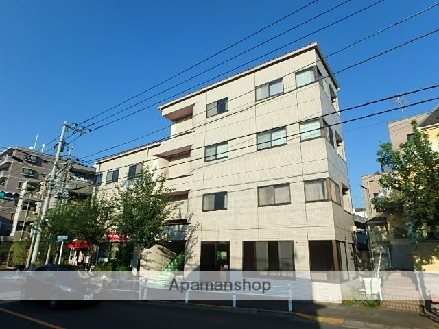 東京都三鷹市、武蔵境駅徒歩8分の築26年 4階建の賃貸マンション