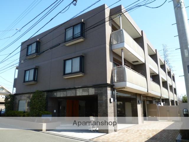 東京都小金井市、武蔵境駅徒歩22分の築16年 3階建の賃貸マンション