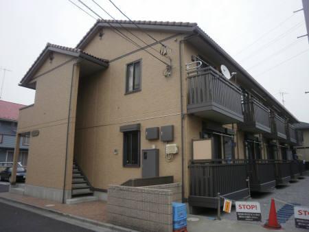 東京都西東京市、武蔵境駅徒歩20分の築9年 2階建の賃貸アパート