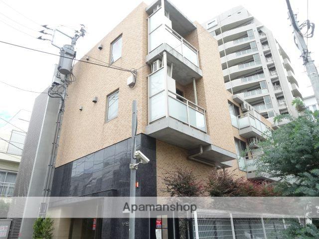 東京都三鷹市、吉祥寺駅徒歩27分の築7年 4階建の賃貸マンション
