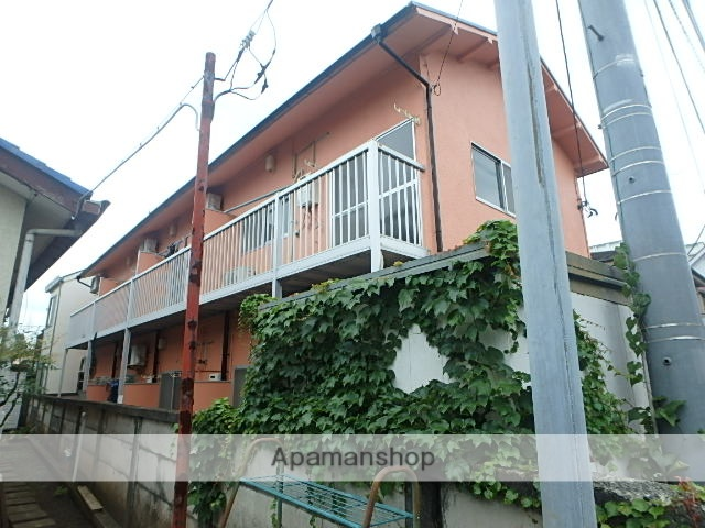 東京都武蔵野市、武蔵境駅徒歩7分の築21年 2階建の賃貸アパート