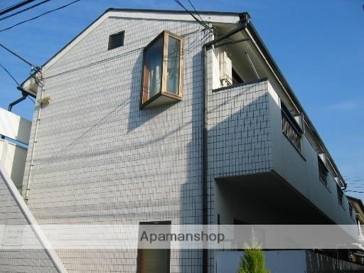 東京都武蔵野市、武蔵境駅徒歩10分の築24年 2階建の賃貸アパート