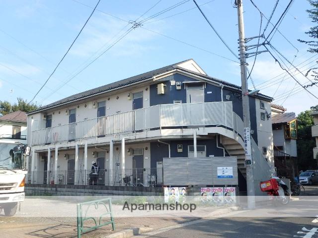 東京都三鷹市、武蔵境駅徒歩15分の築12年 2階建の賃貸アパート