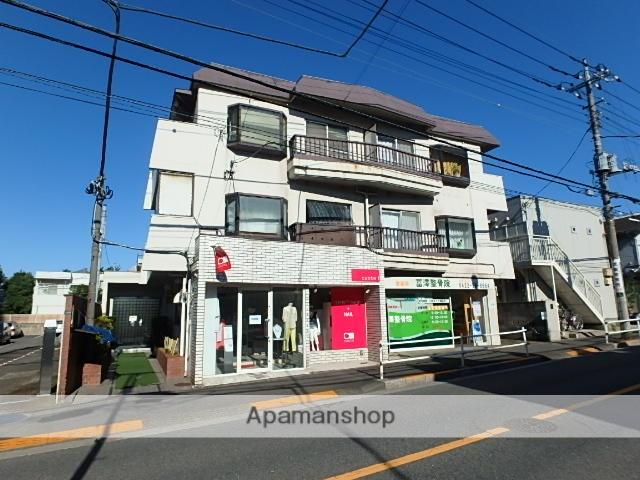 東京都武蔵野市、武蔵境駅徒歩3分の築40年 3階建の賃貸マンション