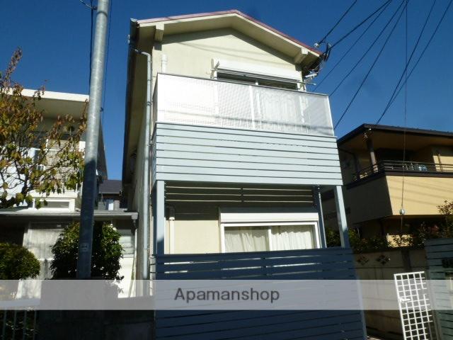 東京都小金井市、武蔵境駅徒歩27分の築14年 2階建の賃貸アパート