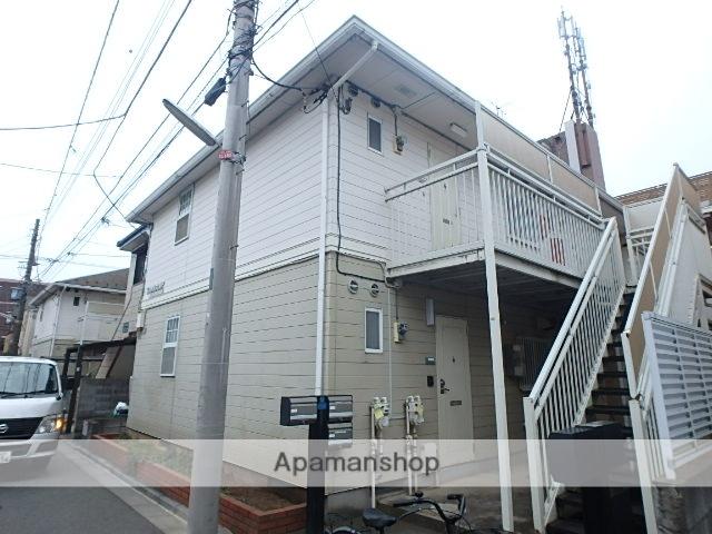 東京都三鷹市、三鷹駅徒歩32分の築23年 2階建の賃貸アパート