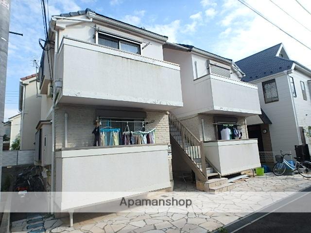 東京都西東京市、武蔵境駅徒歩22分の築10年 2階建の賃貸アパート