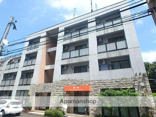 東京都西東京市、武蔵境駅徒歩17分の築16年 4階建の賃貸マンション
