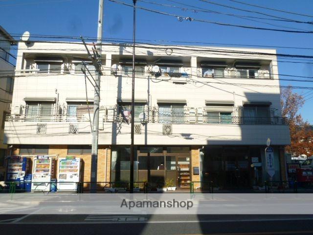 東京都武蔵野市、三鷹駅徒歩24分の築25年 3階建の賃貸マンション