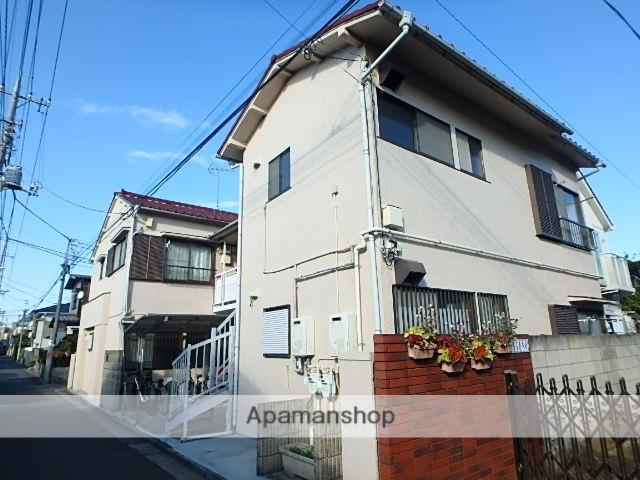 東京都武蔵野市、武蔵境駅徒歩17分の築42年 2階建の賃貸アパート