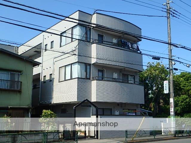 東京都三鷹市、三鷹駅徒歩24分の築26年 3階建の賃貸マンション