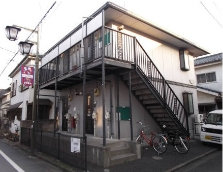 東京都三鷹市、武蔵境駅バス5分東野住宅下車後徒歩1分の築21年 2階建の賃貸アパート