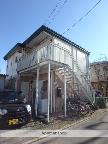 東京都小金井市、東小金井駅徒歩28分の築29年 2階建の賃貸アパート
