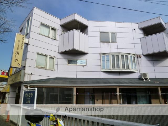東京都小金井市、武蔵小金井駅徒歩20分の築24年 3階建の賃貸マンション