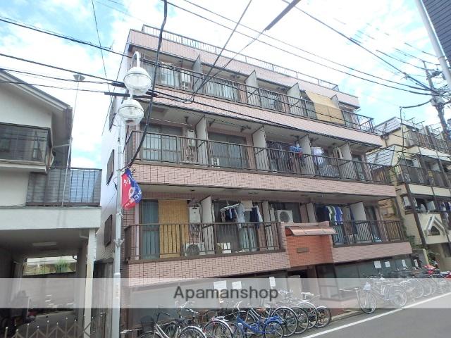 東京都小金井市、武蔵境駅徒歩26分の築23年 4階建の賃貸マンション