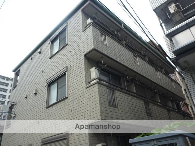 東京都三鷹市、吉祥寺駅徒歩25分の築7年 3階建の賃貸アパート