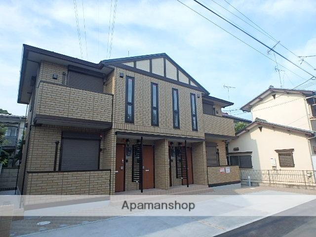 東京都小金井市、東小金井駅徒歩13分の築2年 2階建の賃貸アパート