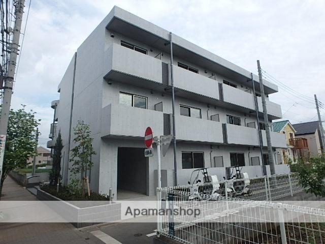 東京都武蔵野市、武蔵境駅徒歩10分の新築 3階建の賃貸マンション