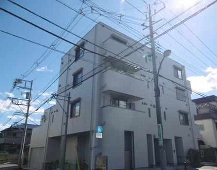 東京都小金井市、武蔵境駅徒歩27分の築1年 4階建の賃貸マンション