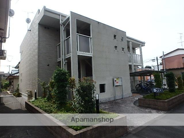 東京都府中市、三鷹駅バス19分武蔵野公園下車後徒歩20分の築7年 2階建の賃貸アパート