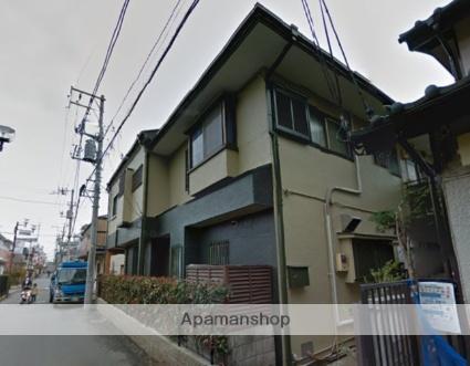 東京都小金井市、東小金井駅徒歩3分の築37年 2階建の賃貸アパート