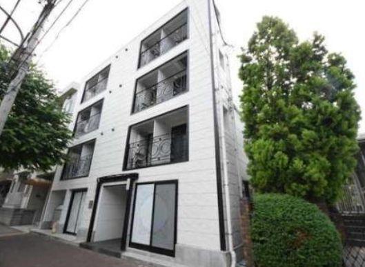 東京都三鷹市、吉祥寺駅徒歩25分の築2年 4階建の賃貸マンション