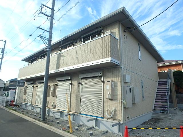 東京都小金井市、東小金井駅徒歩10分の新築 2階建の賃貸アパート