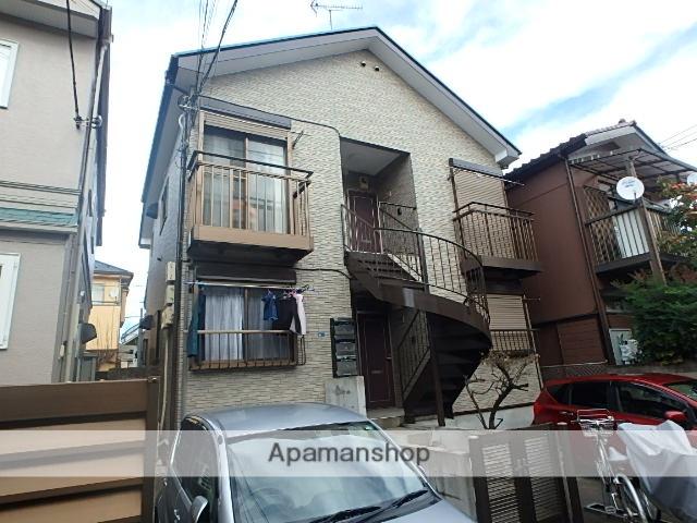 東京都西東京市、西武柳沢駅徒歩23分の築14年 2階建の賃貸アパート