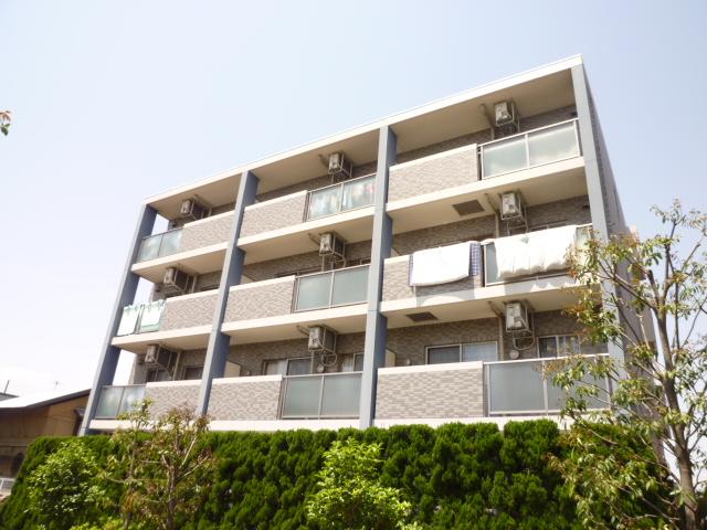 東京都三鷹市、武蔵境駅徒歩21分の築9年 4階建の賃貸マンション