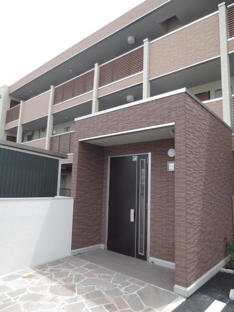 東京都小金井市、武蔵境駅徒歩23分の新築 3階建の賃貸アパート