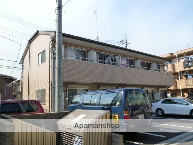 東京都小金井市、武蔵境駅徒歩30分の築6年 2階建の賃貸アパート