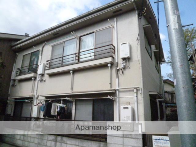 東京都三鷹市、吉祥寺駅徒歩8分の築22年 2階建の賃貸アパート